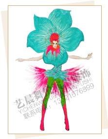 新疆舞蹈服装定制,新疆演出服装设计,新疆表演服装厂家