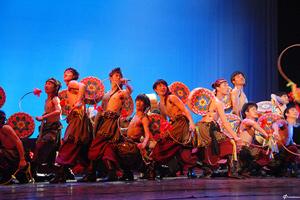 山东艺术学院舞蹈学院2011届毕业汇演