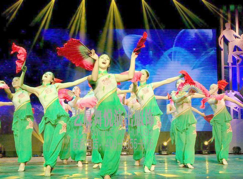 舞蹈服装设计特点是什么