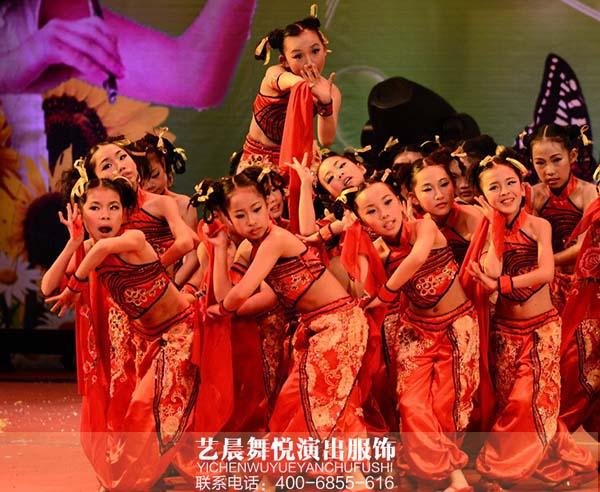 舞蹈《中国希望号》背后的故事