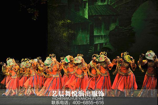 2017芭蕾舞团登临国家大剧院恭贺元宵