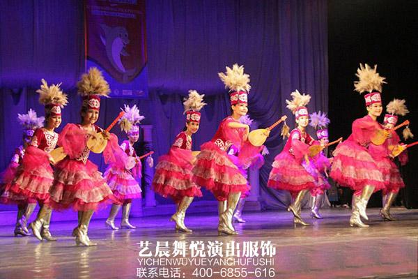 少数民族儿童民族服装展演专场精彩回顾