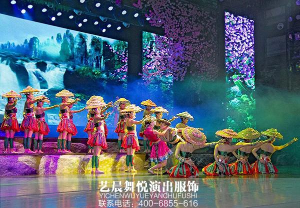 举办迎春文艺表演传承民族文化