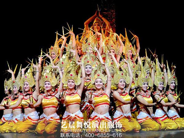 粽情端午文艺汇演亮相舞蹈演出服装