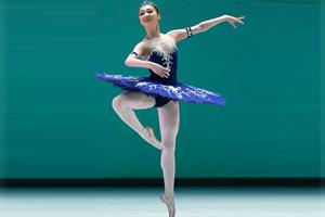 上海国际芭蕾舞大赛芭蕾舞服装定制案例