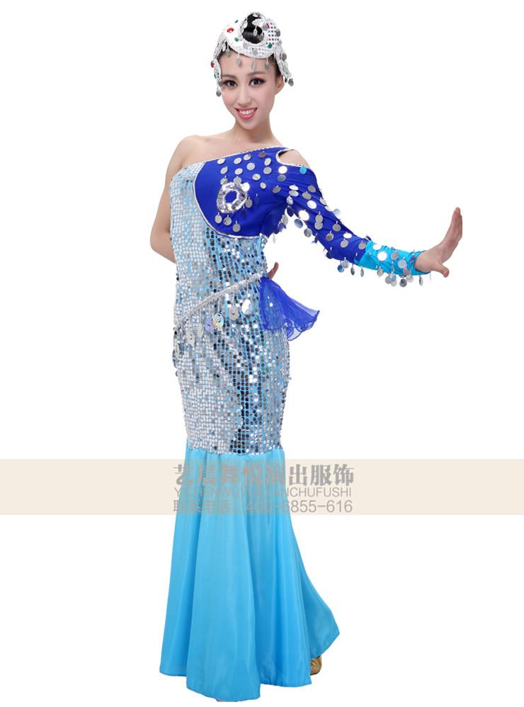 少数民族服装设计的特点与要素_艺晨舞悦演出服装