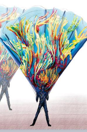 舞台主题艺术演出表演服装定制设计厂家