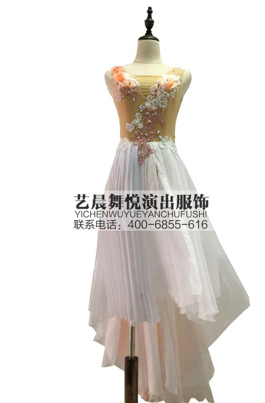 上海歌舞团原创舞剧《朱鹮》舞蹈服装服饰演出服