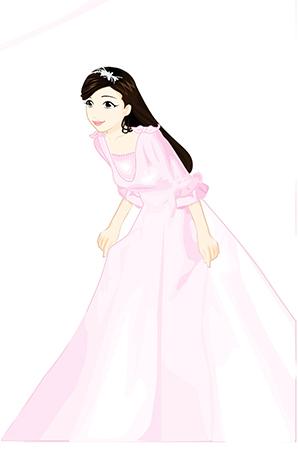 欧式公主连衣裙演出服装定做音乐服舞台表演服定做厂家