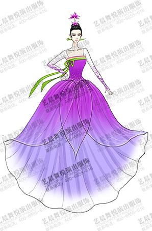 朝鲜族舞蹈服装定制设计生产厂家朝鲜族服装服装
