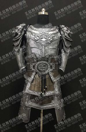 盔甲服装影视古装盔甲将军舞台盔甲定做