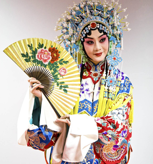 京剧贵妃醉酒服装戏曲舞台演出服定制