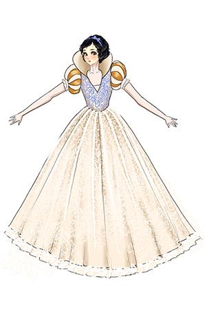 校园音乐剧白雪公主服装舞台剧白雪公主演出服装定制