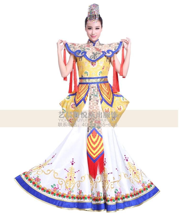 舞蹈服装与戏曲服装不同之处有哪些