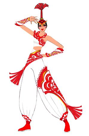 现代舞蹈服装定制现代舞蹈服装设计现代舞蹈服装厂家