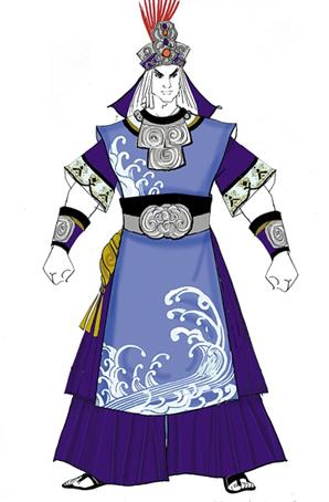 《东瓯王》话剧表演服装设计话剧服装定制话剧舞台服装工厂