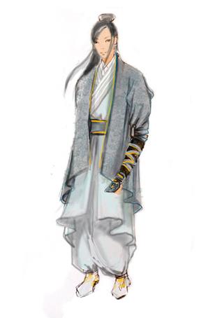 《天龙八部》话剧演出服装设计话剧演出服装定制话剧演出服装厂家