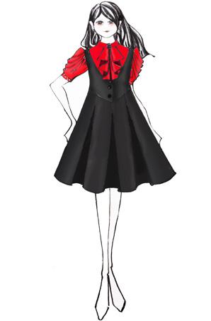 小学生合唱连衣裙定做舞台演出服儿童合唱服